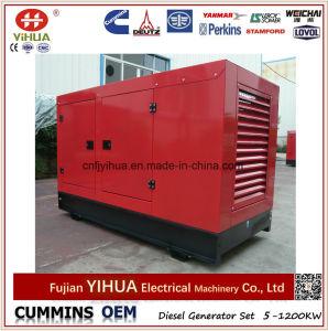 90квт 72квт 75квт Silent генератор с Fawde Xichai дизельного двигателя