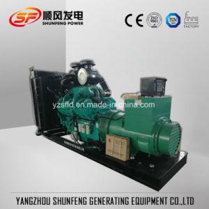 4-slag Kleine Met water gekoelde Diesel van de 100kVA80kw Cummins Stroom Generator