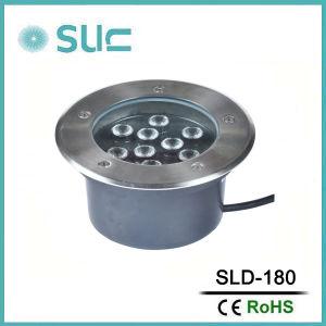 IP67 indicatore luminoso impermeabile del giardino LED Inground