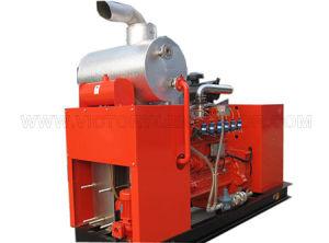 세륨 증명서를 가진 30kVA~630kVA Cummins 천연 가스 엔진 발전기