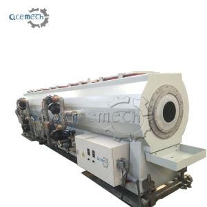 315mm対ねじ熱絶縁体の管のプラスチック押出機