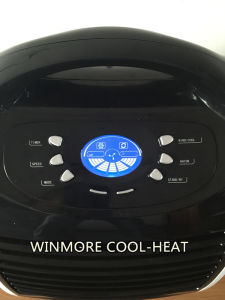 O CONDICIONADOR DE AR PORTÁTIL mini pequeno refrigerador por evaporação