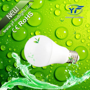 10W 12W A60 85-265V Lightings met RoHS Ce SAA UL