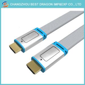 10 tester HDMI Cable 4K 2.0 3D metallo in lega di zinco Shell Cable
