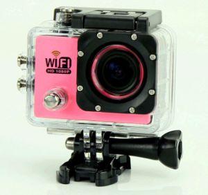 DV 1080p Full HD 12MP cámara resistente al agua deportes al aire libre WiFi