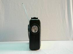 شمسيّة مولّد راديو مع [أم/فم]