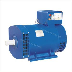 Stc Трехфазный генератор AVR 3Квт~75квт