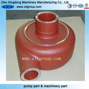 Haltbares Pumpen-Gehäuse gebildet durch Cr28mn6