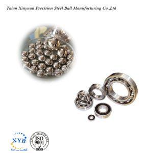 Piccole sfere dell'acciaio inossidabile di precisione per il cuscinetto a sfere