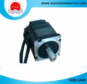 60BL3A90 Motor CC 3000rpm 0,75 n. M 48V CC Motor dc sin escobillas