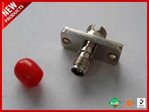 SC小さいDのファイバーの光学シングルモードアダプター