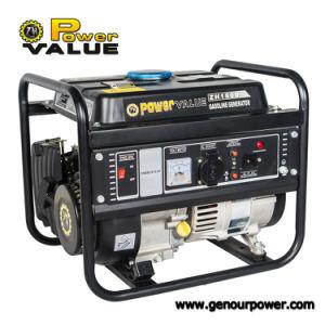 1000 combustible gasolina Generador Monofásico de Vatios AC Tipo de salida para el hogar