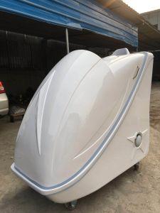 El ozono Sauna de Vapor de infrarrojos para masaje desintoxicación de la máquina de adelgazamiento