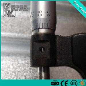 JIS G3302 SGCC 0.13*665*1830mm ha ondulato la lamiera di acciaio per il servizio della Nigeria