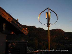Turbina de moinho vertical de 1 kw para uso doméstico no telhado