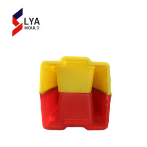 連結のタイルの作成のための具体的な空のブロックのプラスチック型