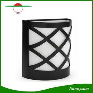Straßenlaterne-im Freienpfad-Dach-Flur-Wand-Lampen-Sicherheits-Punkt-Beleuchtung des LED-Solarlampen-Fühler-wasserdichte Solarlicht-6 LED