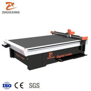 Excelente qualidade e alta velocidade, Impresso Equipamento Palmilha máquina de corte digital com sistema automático de alimentação