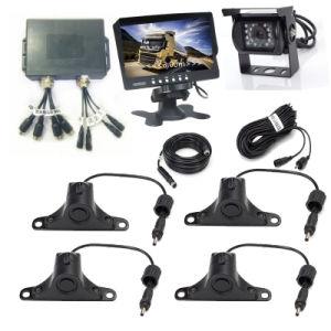 Погрузчик шины и камеры заднего вида видео парковочный датчик