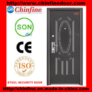 Portes en acier de garantie (CF-025)