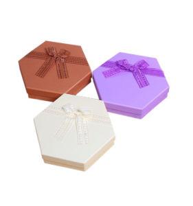 Custom картонной упаковке шоколада бумаги