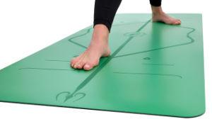 La alta calidad Eco friendly varios PVC antideslizante Mat de Yoga
