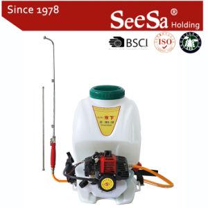 15L de gasolina de dos tiempos de alimentación de mochila pulverizadora (SX-3WZ--10F)