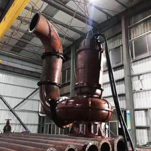 2018 Nouvelle phase de type trois Wq Non colmatage pompe submersible électrique