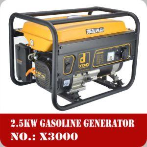 2.5kw Portable Gasoline Generator mit Highquality