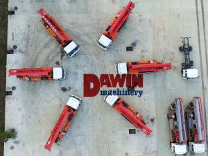 Fornitore della Cina del camion della pompa per calcestruzzo di qualità di Hight più piccolo