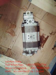 펌프 Ass'y 본래 Komatsu Hm400는 Hyd 펌프 Conctruction 기계 부속품을 나른다---705-95-07031.705-95-07030------진짜 Komatsu 기어 펌프 부속