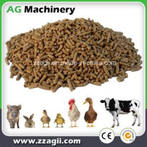 تغذية مصنع تغذية حيوانيّ كريّة طينيّة مطحنة مواش تغذية باثق آلة