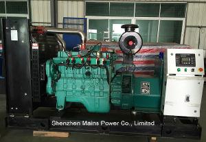 63kVA 50kw Cumminsのガスの発電機、Biogasの発電機、天燃ガスGenset