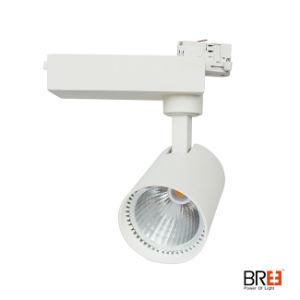 Gran cantidad de lúmenes LED de ahorro de luz focal Ra>95 COB LED Spotlight