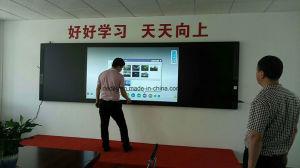 Dedi 65  한세트 PC 대화식 LCD Whiteboard는 다중 만진다