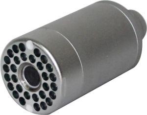 512 Hz Sonde de CCTV de drenaje de canalización de la Cámara de inspección de alcantarillado
