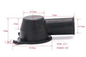 Le bouchon en caoutchouc pour les machines les gaines de câble en caoutchouc connectée à travers les joints de produits en caoutchouc