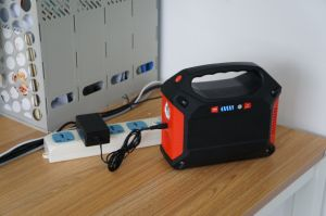 Generatore solare portatile della batteria di litio del sistema di energia solare per la casa
