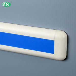 Il PVC fissato al muro di Crashproof di sicurezza custodice la parete protettiva