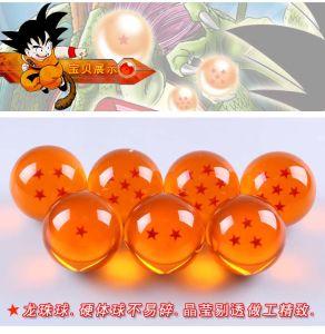 Ballen 4 van Anime van het kristal van de Bal van de draak Grootte (7 PCS/box)
