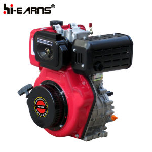 4-14HP 작은 4 치기 디젤 엔진 (HR186F)