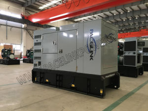 Ce/ISO를 가진 80kVA Cummins에 의하여 강화되는 침묵하는 디젤 엔진 발전기