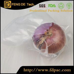 Saco de vácuo de PE em relevo o saco plástico Saco de Vedação de barreira