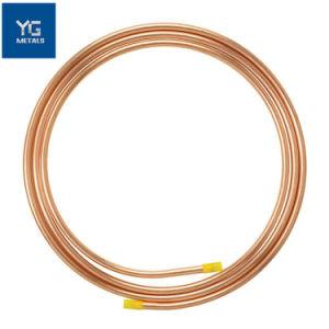 Purcity tubo espiral de cobre se utiliza para tubo de aire acondicionado Central
