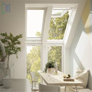 大きい照明領域の新しいモデルの住宅アルミニウム日除けのWindows