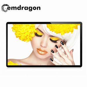 접촉 LCD 광고 널 벽 마운트 디지털 Signage 놀이쇠 인치 디지털 Signage LCD 디지털 Signage를 광고하는 55 인치