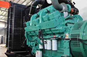 Cummins Кта38-G2 на базе дизельных двигателей 600 квт/750ква дизельный генератор электрической энергии
