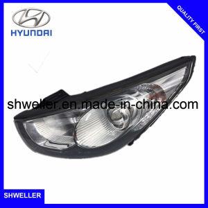 Lâmpada de cabeça para a Hyundai IX35