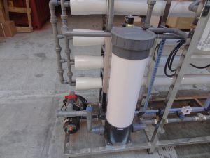 2t/H塩辛い水ROの水処理設備(KYRO-2000LPH)