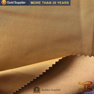 21s sarjado de poliéster de tecido de algodão para roupa
